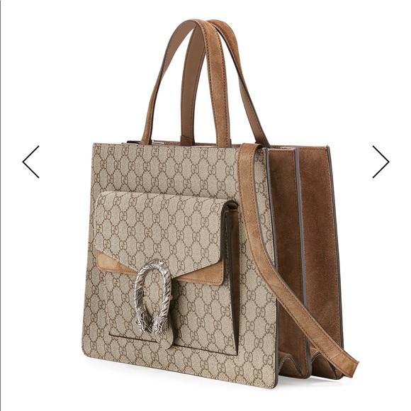 116592319485 Gucci Bags | Dionysus Medium Gg Supreme | Poshmark